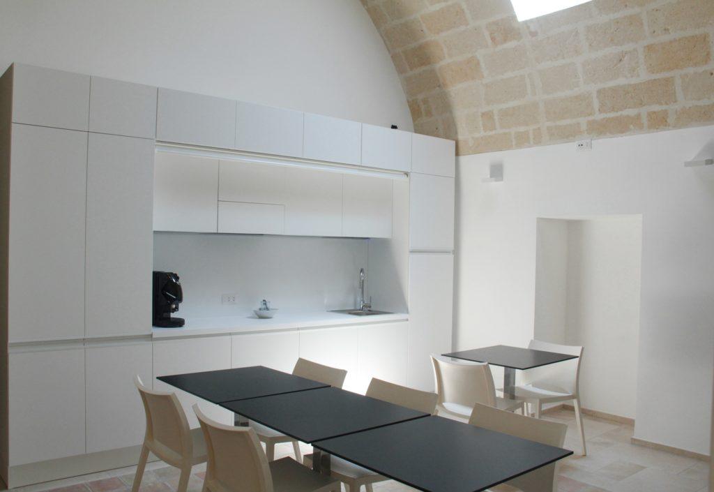 soggiorno e sala colazioni
